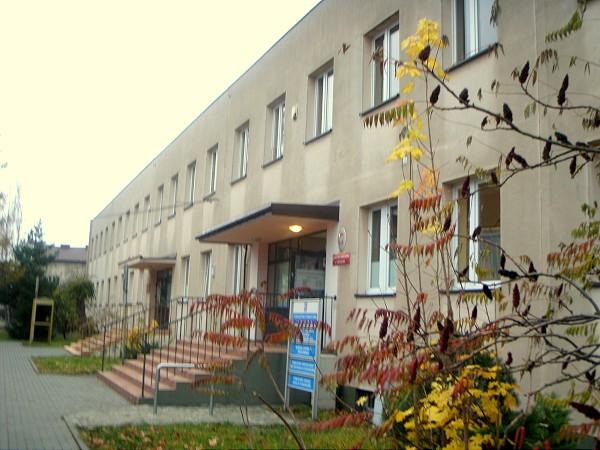 Budynek PZD wChrzanowie