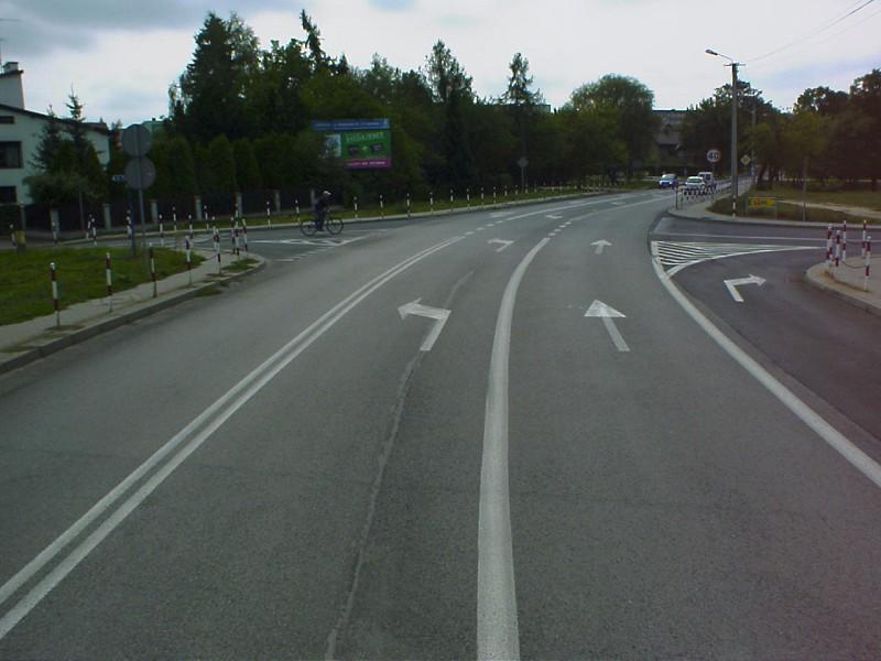 DP 1016K - ul.Pogorska wChrzanowie