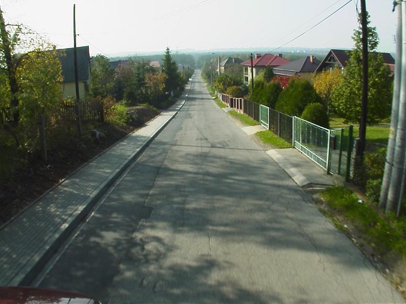 ul. Kasztanowa wPłokach - DP 1050K