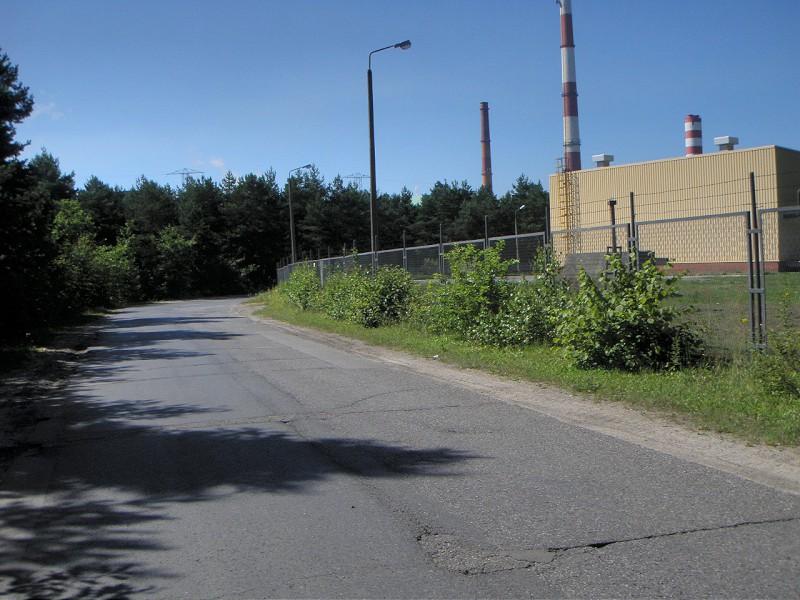4. Droga Powiatowa DP1059K-Czyzowka